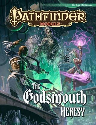 Picture of Pathfinder Module: The Godsmouth Heresy