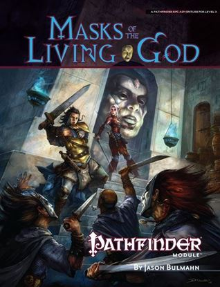 Picture of Pathfinder Module: Masks of the Living God