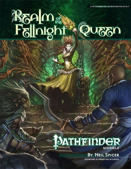 Picture of Pathfinder Module: Realm of the Fellnight Queen