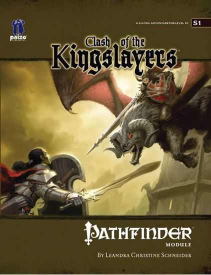 Picture of Pathfinder Module S1: Clash of the Kingslayers