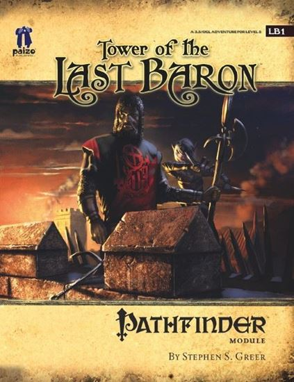 Picture of Pathfinder Module LB1: Tower of the Last Baron