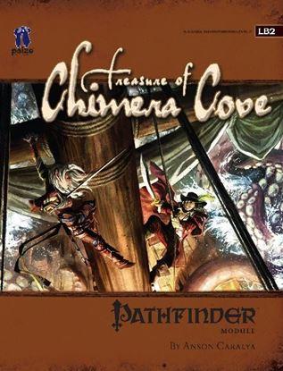 Picture of Pathfinder Module LB2: Treasure of Chimera Cove