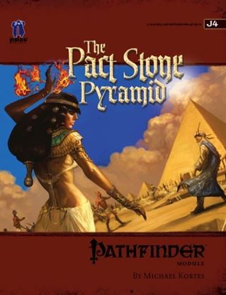 Picture of Pathfinder Module J4: The Pact Stone Pyramid