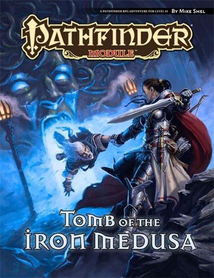 Picture of Pathfinder Module: Tomb of the Iron Medusa