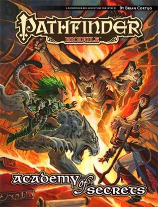 Picture of Pathfinder Module: Academy of Secrets