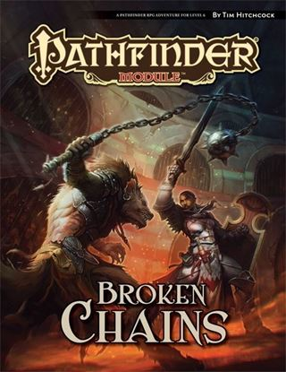 Picture of Pathfinder Module: Broken Chains