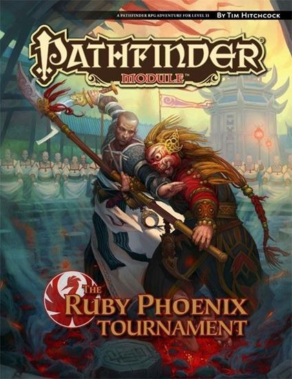 Picture of Pathfinder Module: The Ruby Phoenix Tournament