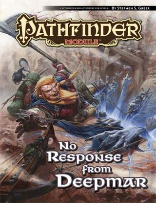 Picture of Pathfinder Module: No Response from Deepmar