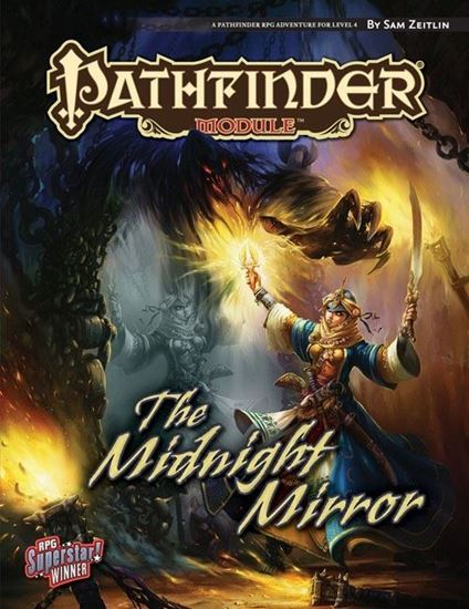 Picture of Pathfinder Module: The Midnight Mirror