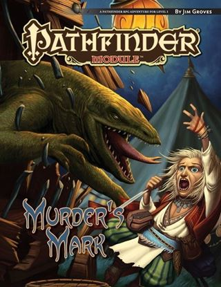 Picture of Pathfinder Module: Murder's Mark