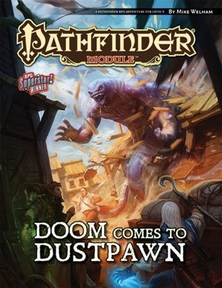Picture of Pathfinder Module: Doom Comes to Dustpawn