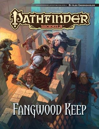 Picture of Pathfinder Module: Fangwood Keep