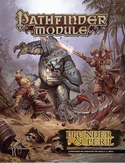 Picture of Pathfinder Module: Plunder & Peril