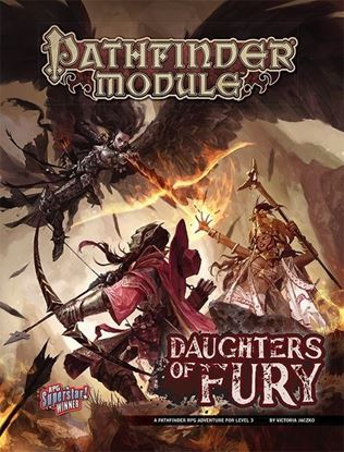 Picture of Pathfinder Module: Daughters of Fury