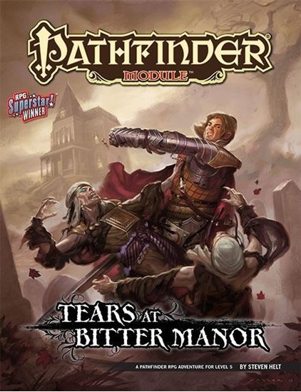 Picture of Pathfinder Module: Tears at Bitter Manor