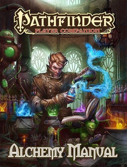 Picture of Pathfinder Player Companion: Alchemy Manual