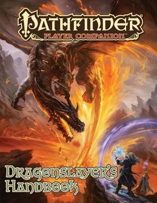 Picture of Pathfinder Player Companion: Dragonslayer's Handbook