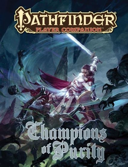 Picture of Pathfinder Player Companion: Champions of Purity