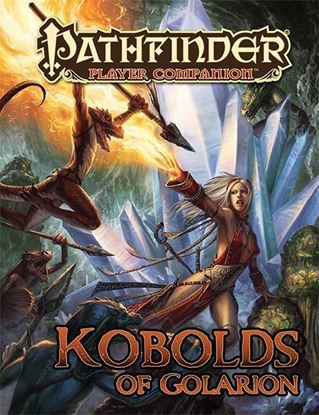 Picture of Pathfinder Player Companion: Kobolds of Golarion