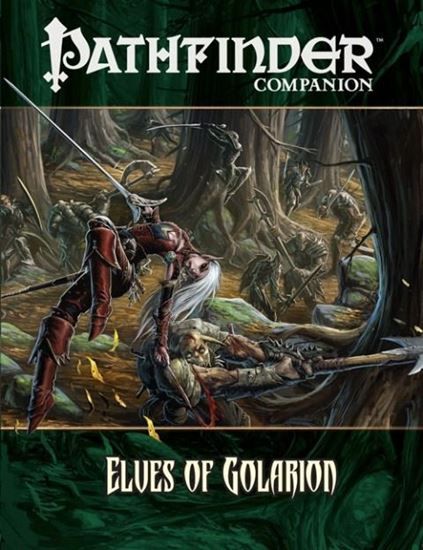 Picture of Pathfinder Companion: Elves of Golarion