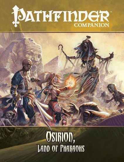 Picture of Pathfinder Companion: Osirion, Land of Pharaohs