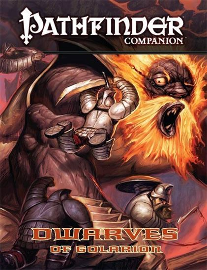 Picture of Pathfinder Companion: Dwarves of Golarion