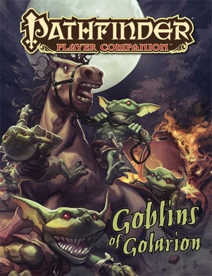 Picture of Pathfinder Player Companion: Goblins of Golarion