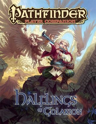Picture of Pathfinder Player Companion: Halflings of Golarion