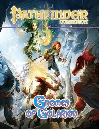 Picture of Pathfinder Companion: Gnomes of Golarion