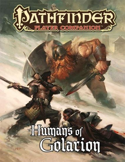 Picture of Pathfinder Player Companion: Humans of Golarion