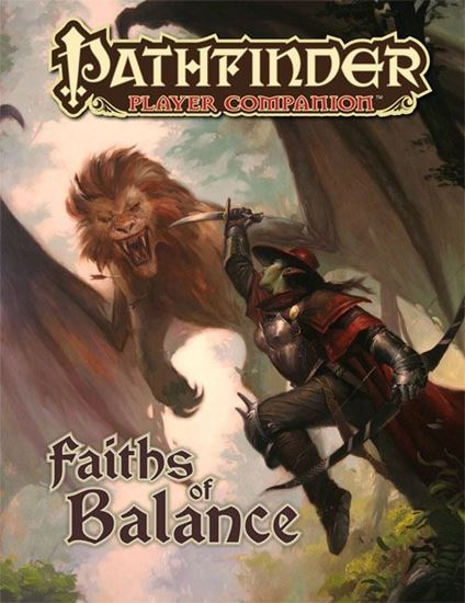 Picture of Pathfinder Player Companion: Faiths of Balance