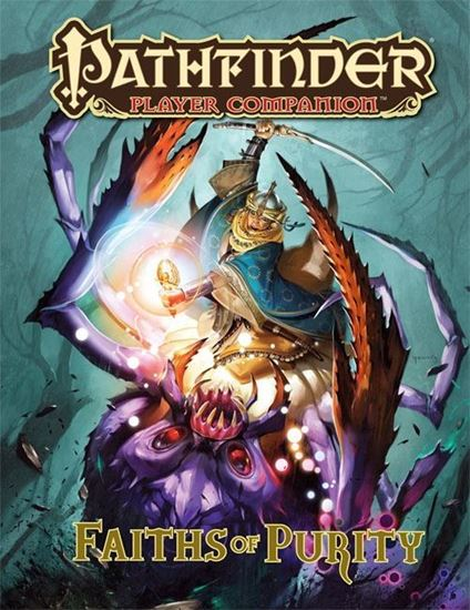Picture of Pathfinder Player Companion: Faiths of Purity