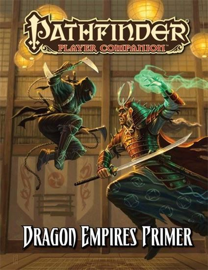 Picture of Pathfinder Player Companion: Dragon Empires Primer