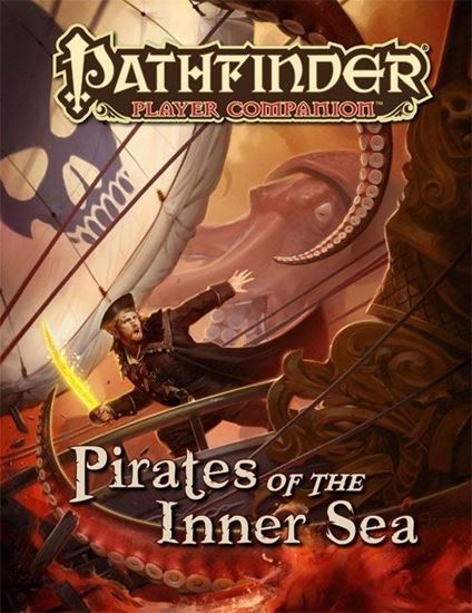 Picture of Pathfinder Player Companion: Pirates of the Inner Sea