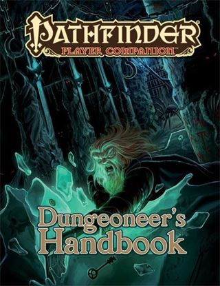 Picture of Pathfinder Player Companion: Dungeoneer's Handbook