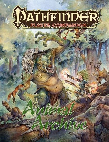 Picture of Pathfinder Player Companion: Animal Archive