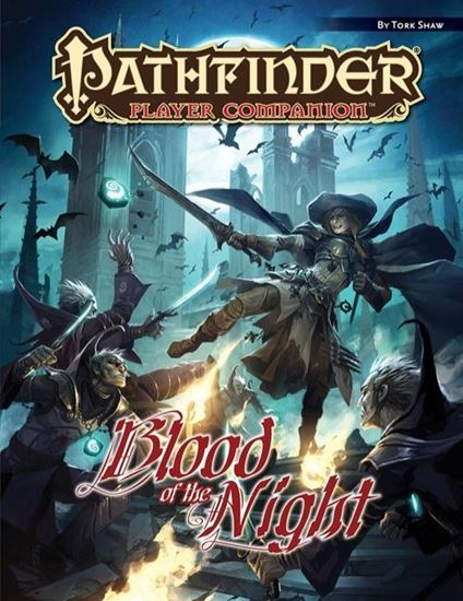 Picture of Pathfinder Player Companion: Blood of the Night