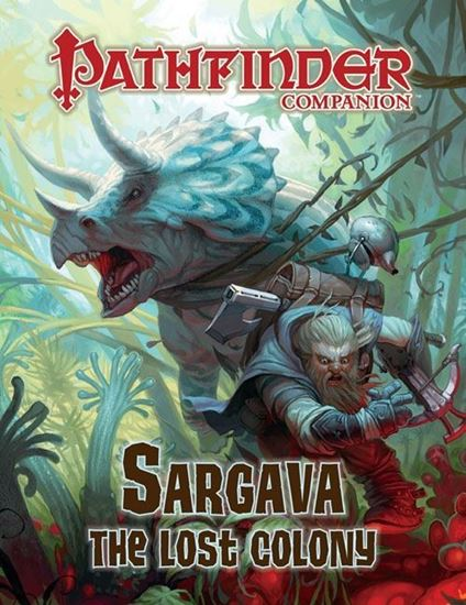 Picture of Pathfinder Companion: Sargava, the Lost Colony
