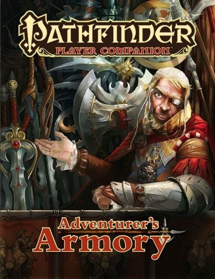 Picture of Pathfinder Player Companion: Adventurer's Armory