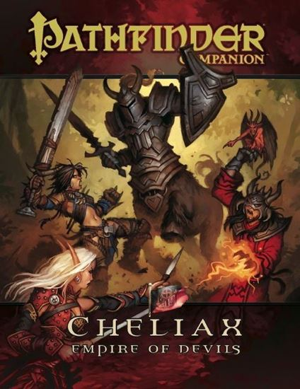 Picture of Pathfinder Companion: Cheliax, Empire of Devils