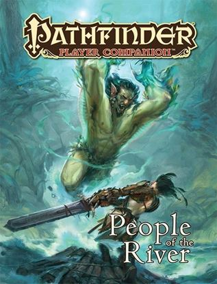 Picture of Pathfinder Player Companion: People of the River