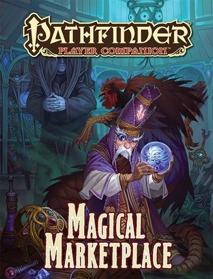 Picture of Pathfinder Player Companion: Magical Marketplace