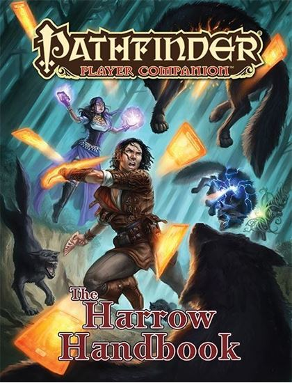 Picture of Pathfinder Player Companion: The Harrow Handbook
