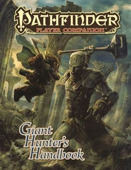 Picture of Pathfinder Player Companion: Giant Hunter's Handbook