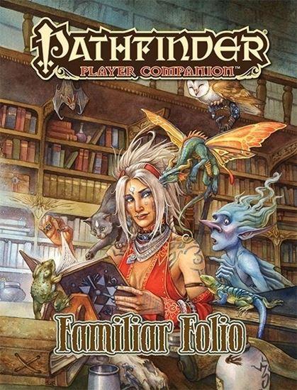 Picture of Pathfinder Player Companion: Familiar Folio