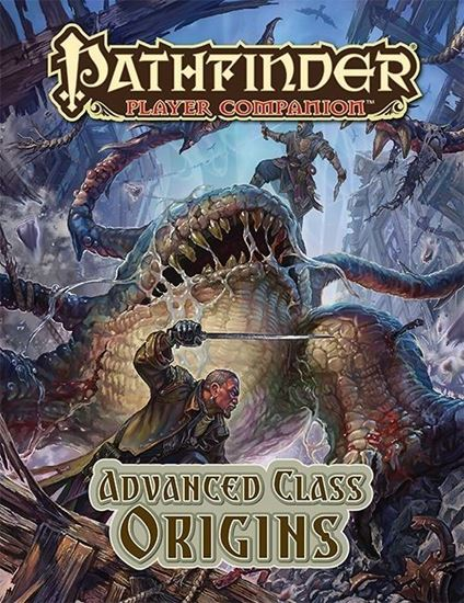 Picture of Pathfinder Player Companion: Advanced Class Origins