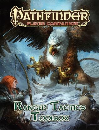 Picture of Pathfinder Player Companion: Ranged Tactics Toolbox