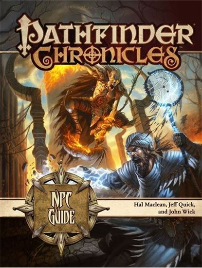 Picture of Pathfinder Chronicles: NPC Guide