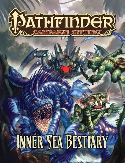 Picture of Pathfinder Campaign Setting: Inner Sea Bestiary
