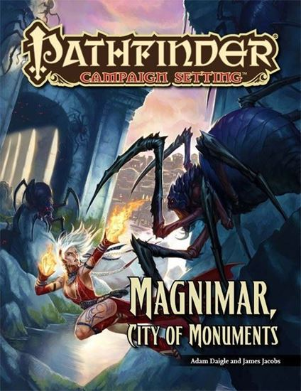 Picture of Pathfinder Campaign Setting: Magnimar, City of Monuments